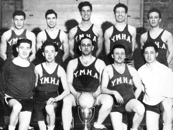 4: The YMHA, Athletics & Recreation