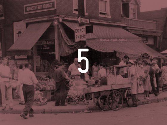 5: The Market, Feeding a Community