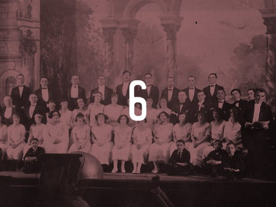 6: The Standard Theatre, Yiddish Entertainment