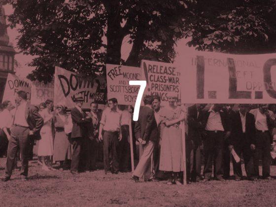 7: Labor Lyceum, Union Activism & Cultural Hub